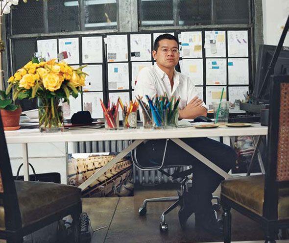 : #workspace #work #interior #office #desk #petersom