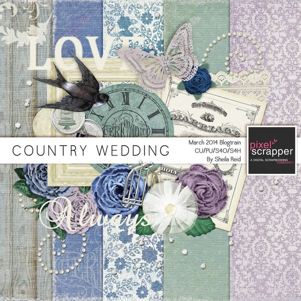 Yay March Is Finally Here Wedding Scrapbook Country