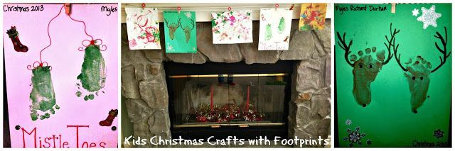 Christmas Decor: Wreath, Mantel, and Kid Art Kids and children, baby and toddler art and craft Footprint craft for Christmas MistleToes Reindeer   DIY simple, easy Dollar Tree store craft Red and gold holiday decorations, free printables Home decor, winter wreath, blogger, tutorial  #theeverydaymomma #mistletoesfootprintcraft Christmas Decor: Wreath, Mantel, and Kid Art Kids and children, baby and toddler art and craft Footprint craft for Christmas MistleToes Reindeer   DIY simple, easy Dollar #mistletoesfootprintcraft