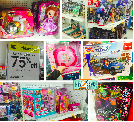 Babybear's Freebies, Sweeps and more!: 75% off Toy Clearance at ...