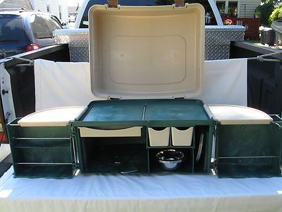 Campmate By Dosko Camp Kitchen Organizer Camp Kitchen Organization Camping Trailer For Sale Camping Near Me