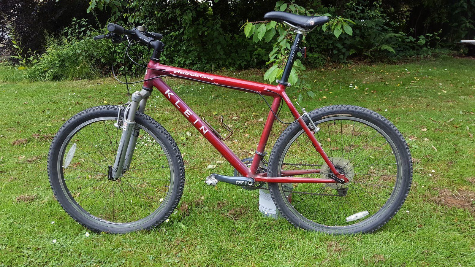 03 Klein Attitude comp MTB Best mountainbike ever? | eBay