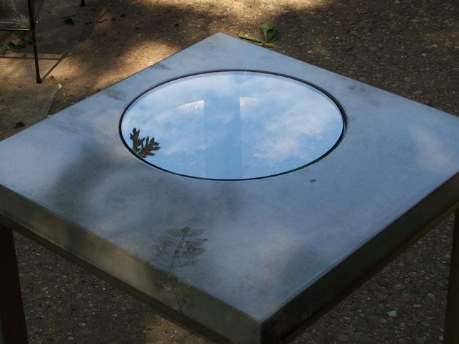 Curt Pieper, Natural Concrete Artistry, Concrete Furniture For Home, Yard,  Patio,
