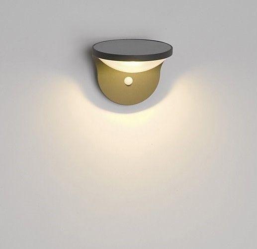 Philips Dusk 178089316 met sensor myGarden Solar wandlamp