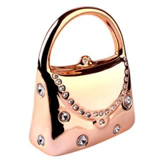 Handbag Money Bank Ceramic Plated Design Is Welcomed Be Used For Saving Decor Gift