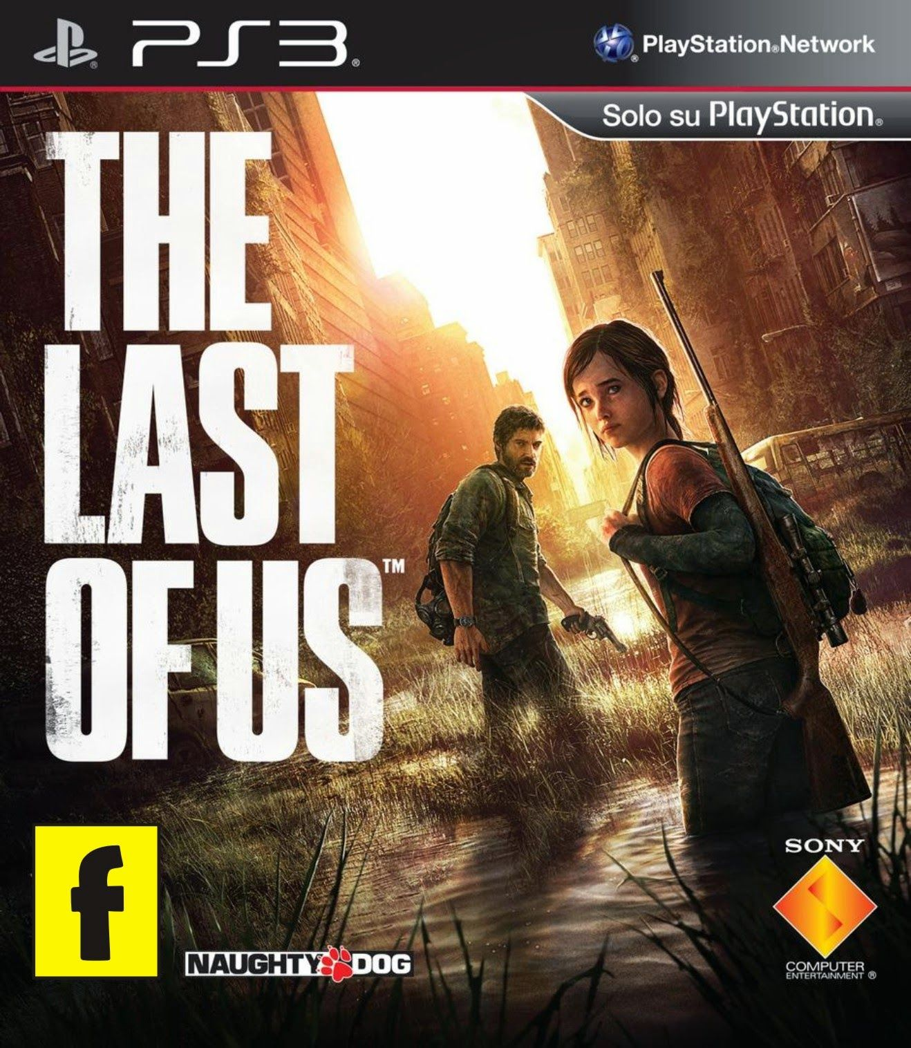 The Last Of Us | CFW 3 55 | PS3 Games ISO Download