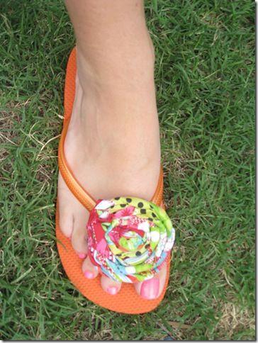Crochet flip flops, Diy shoes, Flip flops