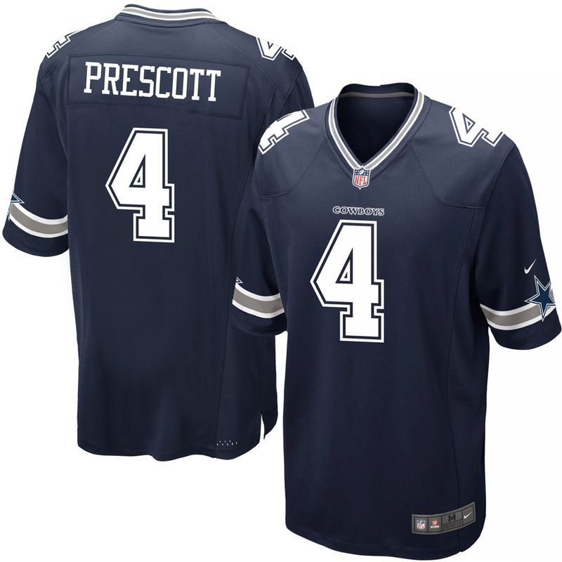 Dak Prescott Dallas Cowboys Nike Youth
