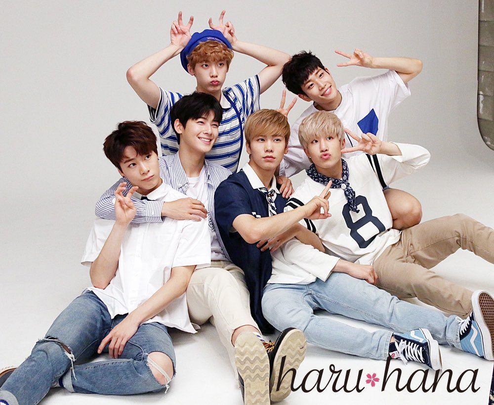 [18.09.16] Astro for Haru*Hana Magazine