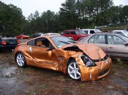 Totaled Vehicle Scrap Car Sell Car Vehicles