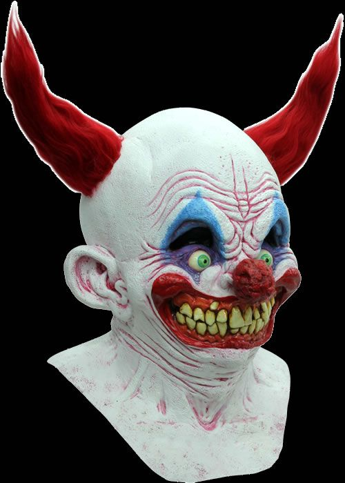 Chingo The Clown Is So Excited To Be Part Of The Evil Sideshow Circus! He'll Have The Last Laugh When You Enter The Big Top. Full Over The...