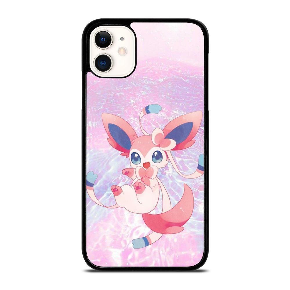 SYLVEON POKEMON CUTE POCEMON iPhone 11 Case Cover - Casesummer