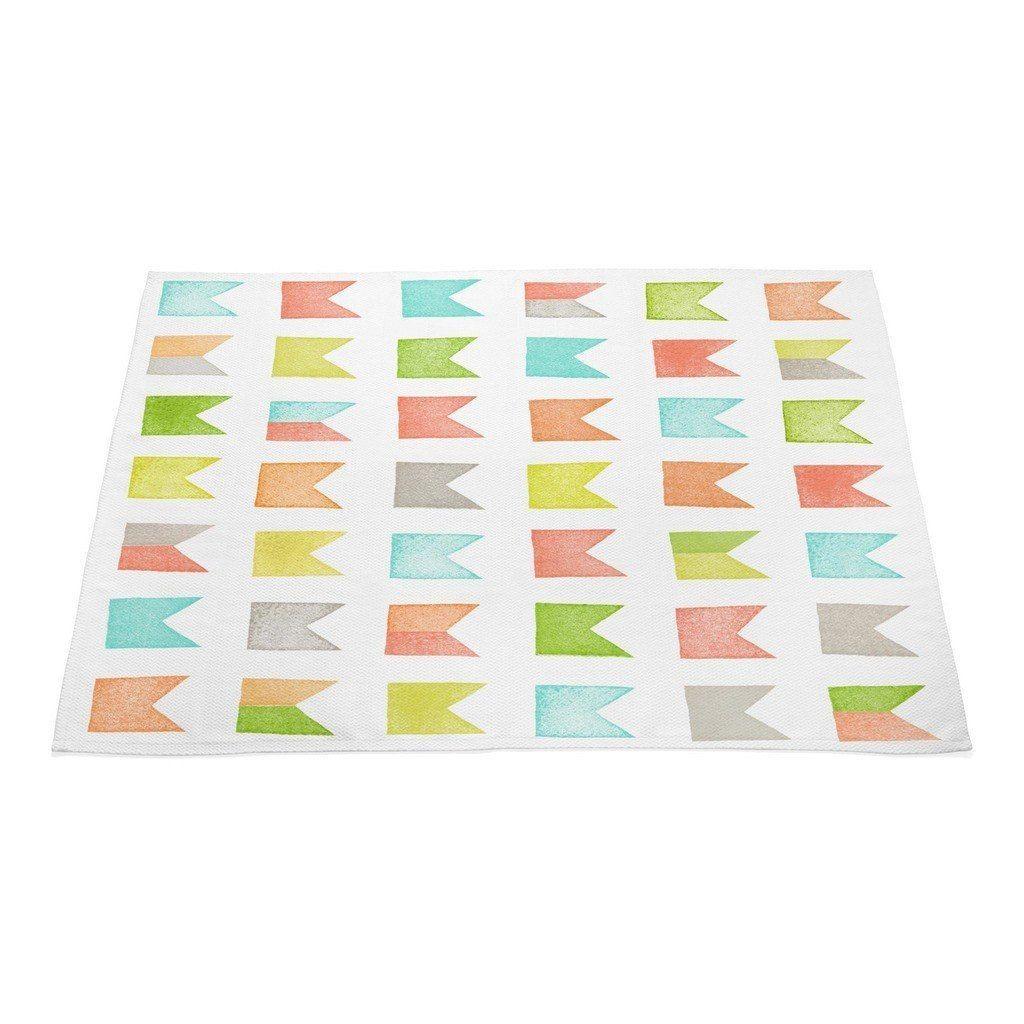 Petite pennant flags