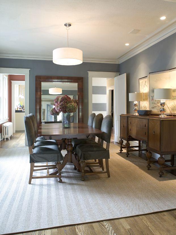 A 1920s Duplex The Past Tastefully Reinterpreted Modern Grey Fabric And Interiors
