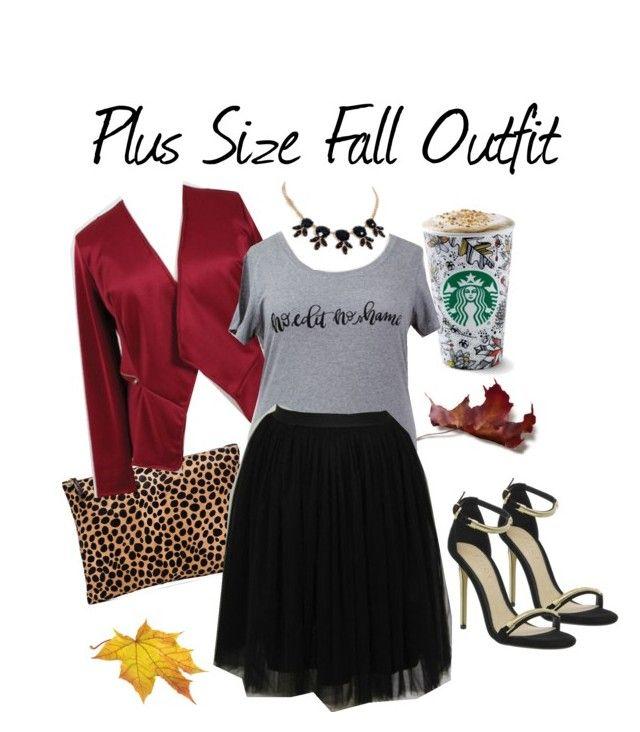 Society+ Fall Outfit @societyplus #IAMSOCIETYPLUS #plussizefashion #fallstyle