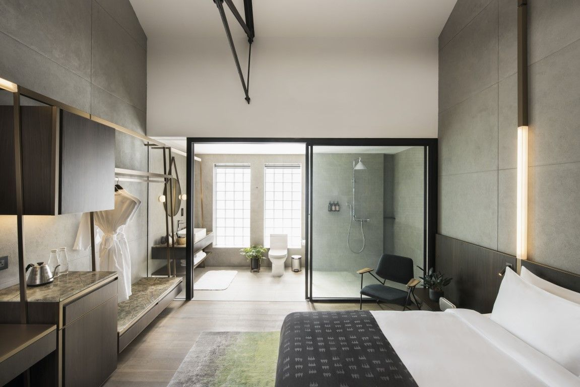A Gorgeous Industrial Touch The Warehouse Hotel From Singapore