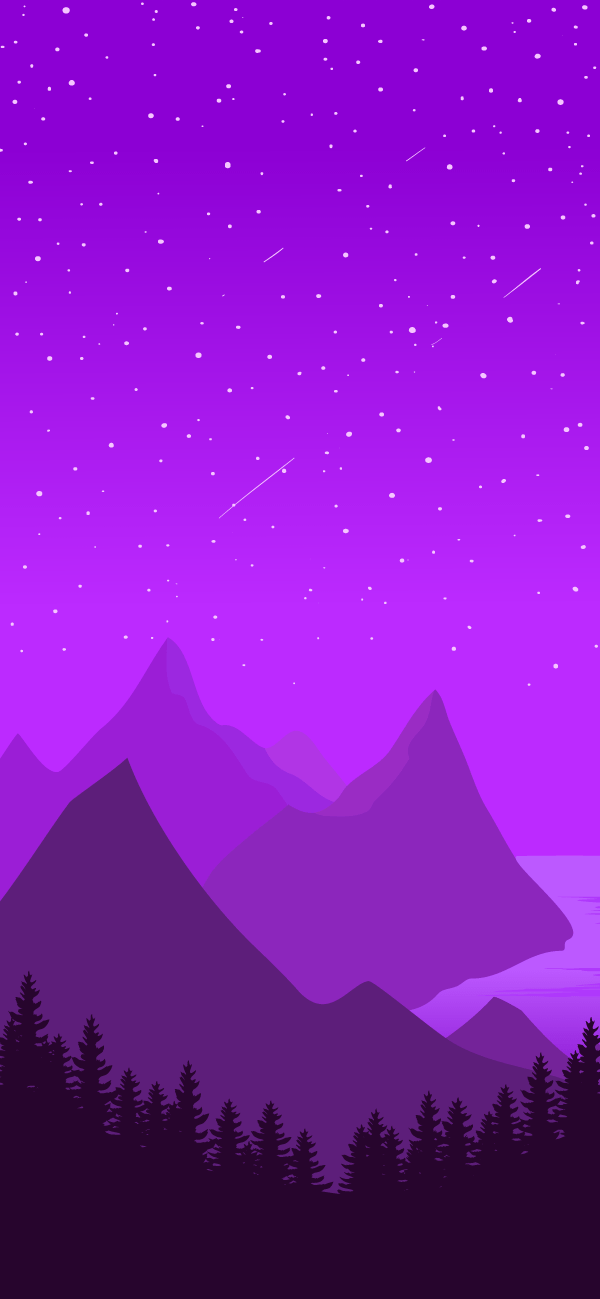 Free Minimalist Purple Landscape Iphone Wallpaper This Design Is Available For Iphone 5 Through Nature Iphone Wallpaper Minimalist Wallpaper Iphone Wallpaper