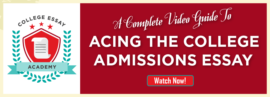 What are the 201516 Common Application essay prompts, and