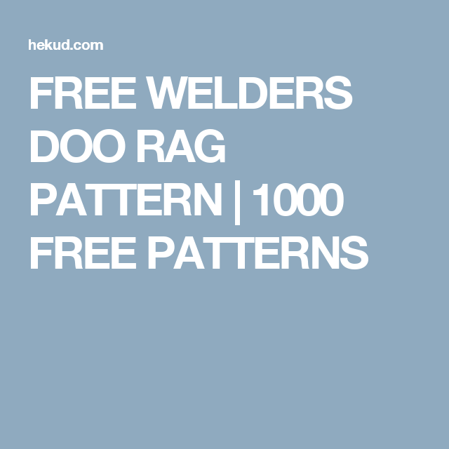 It is an image of Declarative Free Printable Doo Rag Patterns