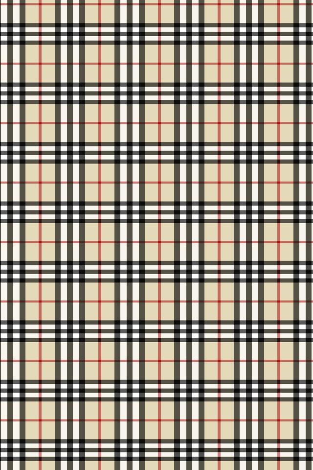 Burberry Iphone Wallpaper Hd Trendy Wallpaper Pattern Burber