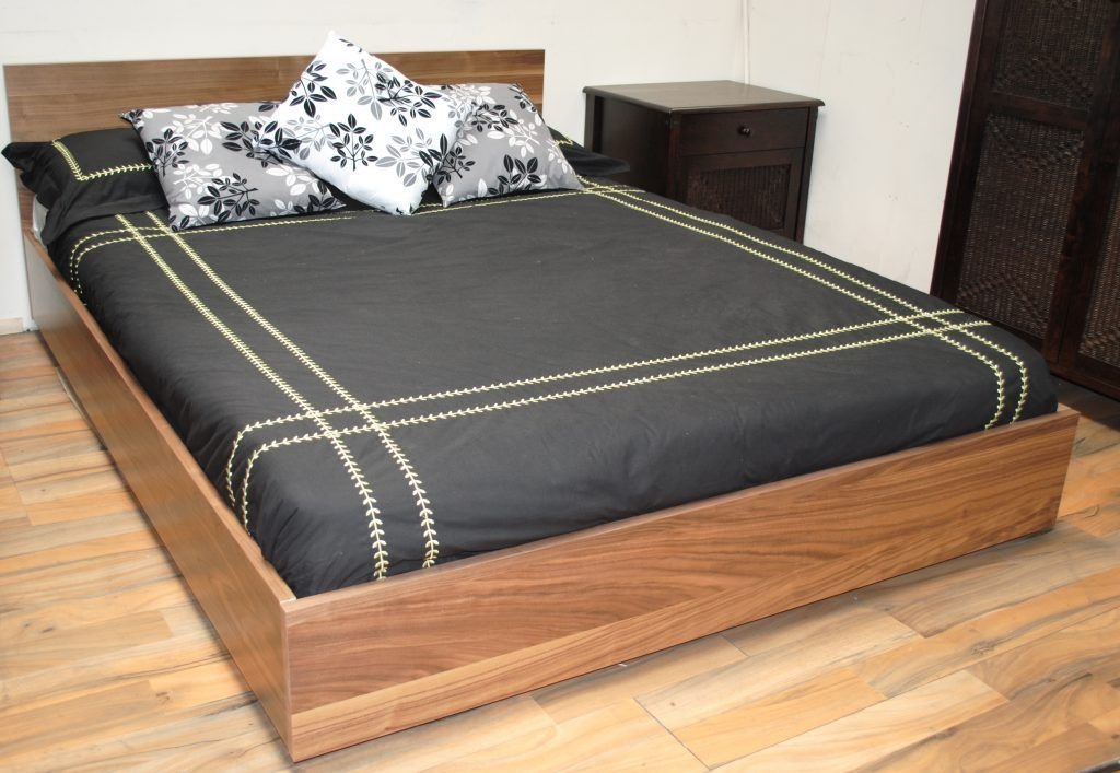 King Size Bed Frame Bedroom Platform King Size Beds King Platform Bed Frame King Modern Bed Frame King Bed Frame Box Bed Frame