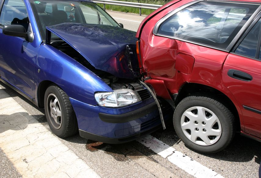 Car insurance and the totaled car car accident lawyer