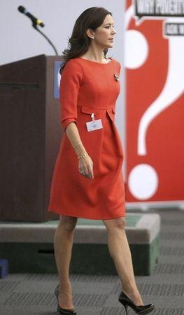 Crown Princess Mary of Denmark Photograph