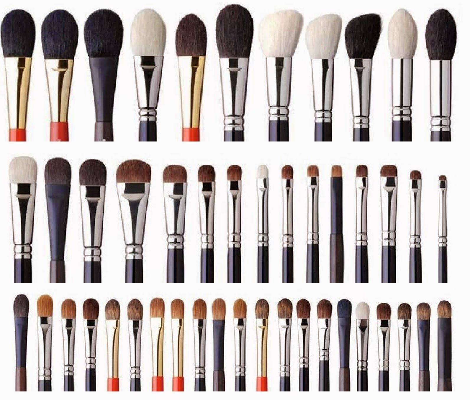 VONIRA BEAUTY LUXURY MAKEUP BRUSHES SHOPPING SERVICE FROM