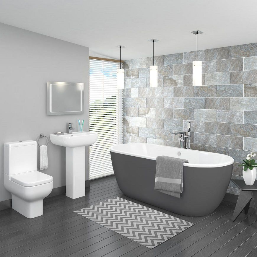 How To Nail The Monochromatic Color Scheme In Bathrooms Like A Pro Grey Bathrooms Designs Gray Bathroom Decor Bathroom Design