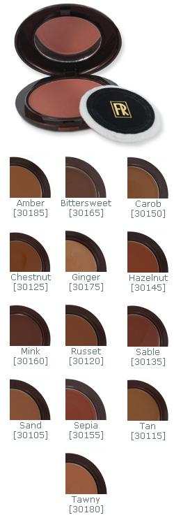 Flori Roberts Cream To Powder E2 Carob Face Nails And Beauty