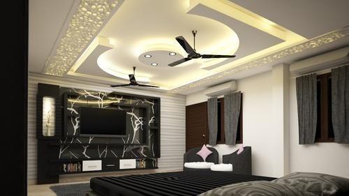 Living Room Main Hall Fall Ceiling Design # ...