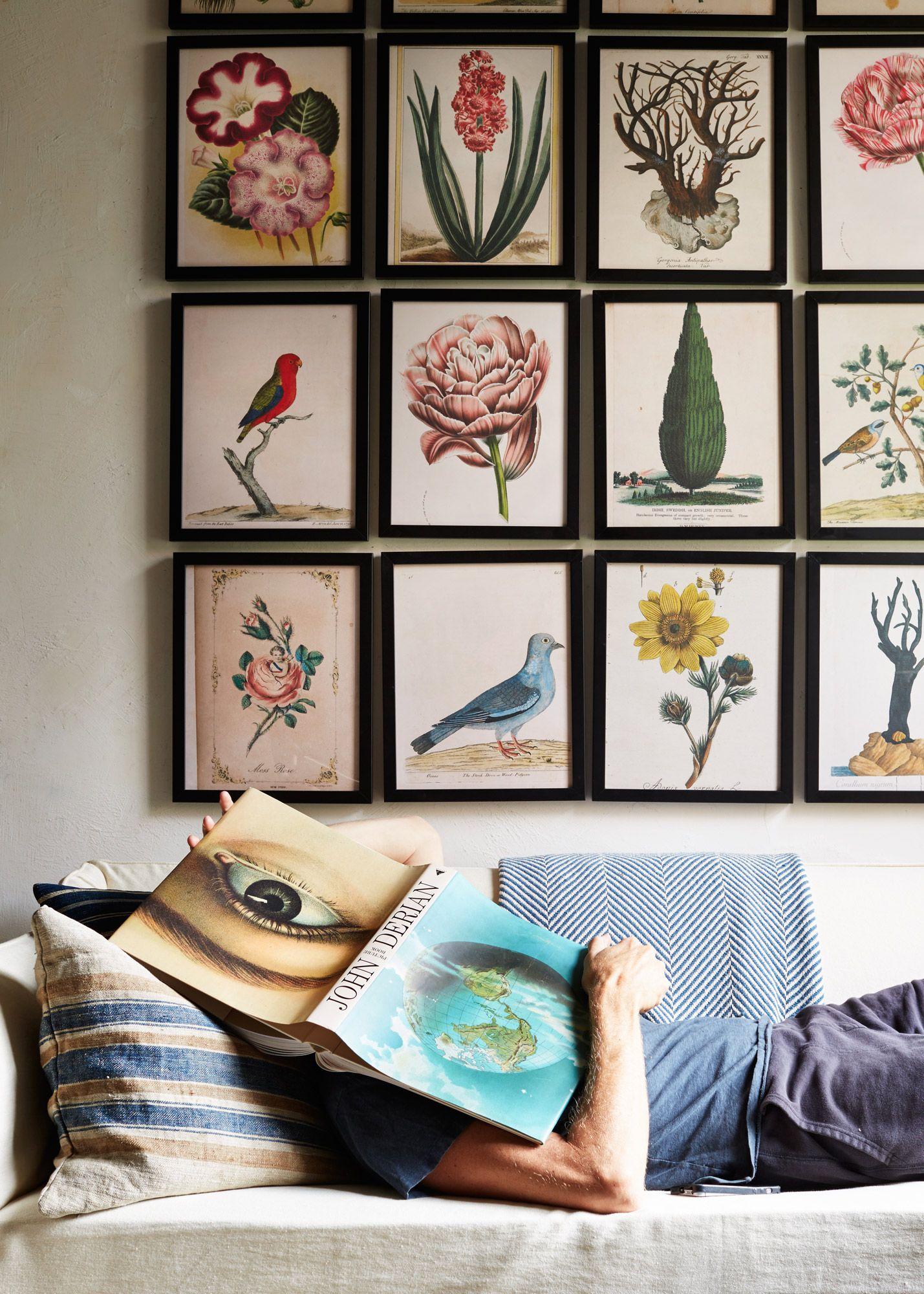 John Derian Shares The Diy Secrets To Making His Stunning Decoupage Treasures John Derian Decoupage John Derian Gallery Wall
