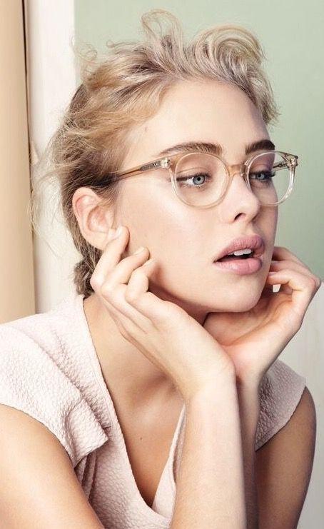 11bfc6c077a De Rotterdam Transparent Glasses Frames
