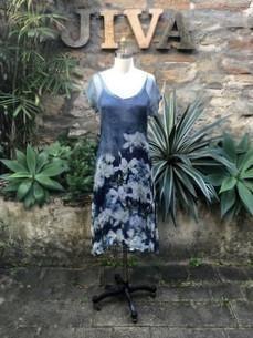 b18bf58c7f Jiva Greta Dress- White Magnolia Silk Georgette – Jiva Clothing ...