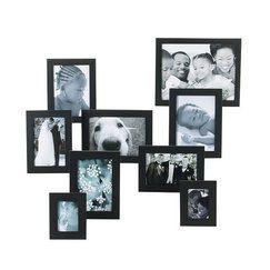 Linear Wood 10 Pc Frame Set Black Quick Information Target For 20 99 Frame Set Frame Display Frame