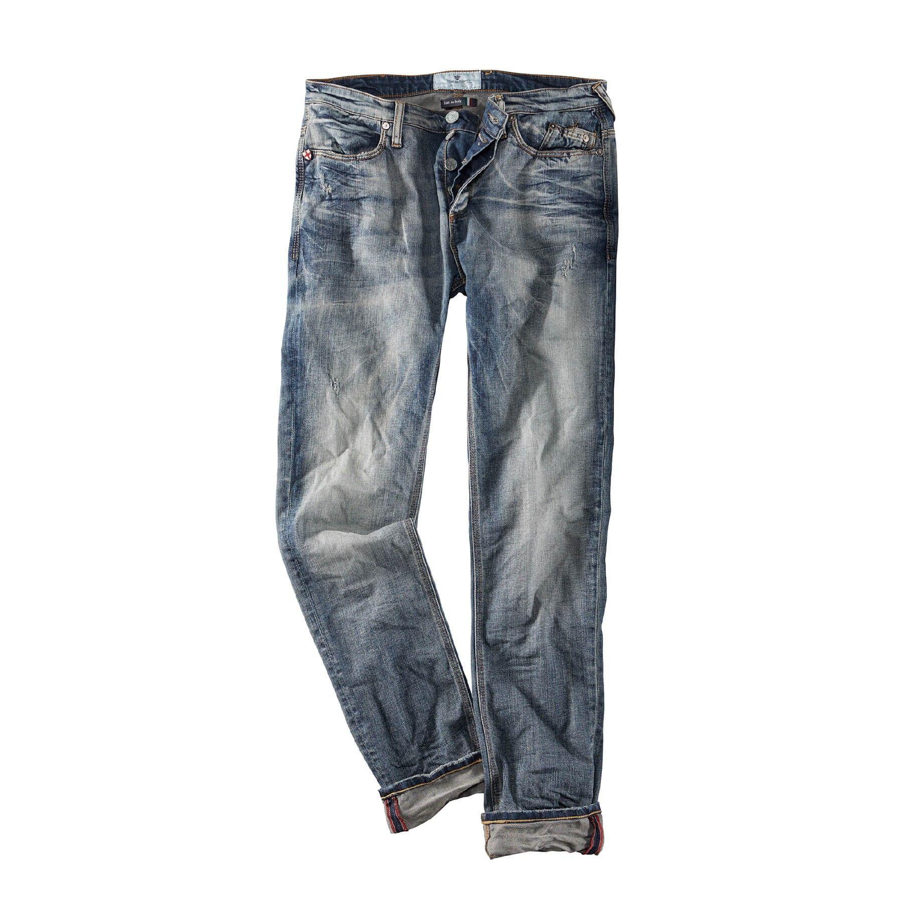 Blue de Gênes Jeans Repi Used