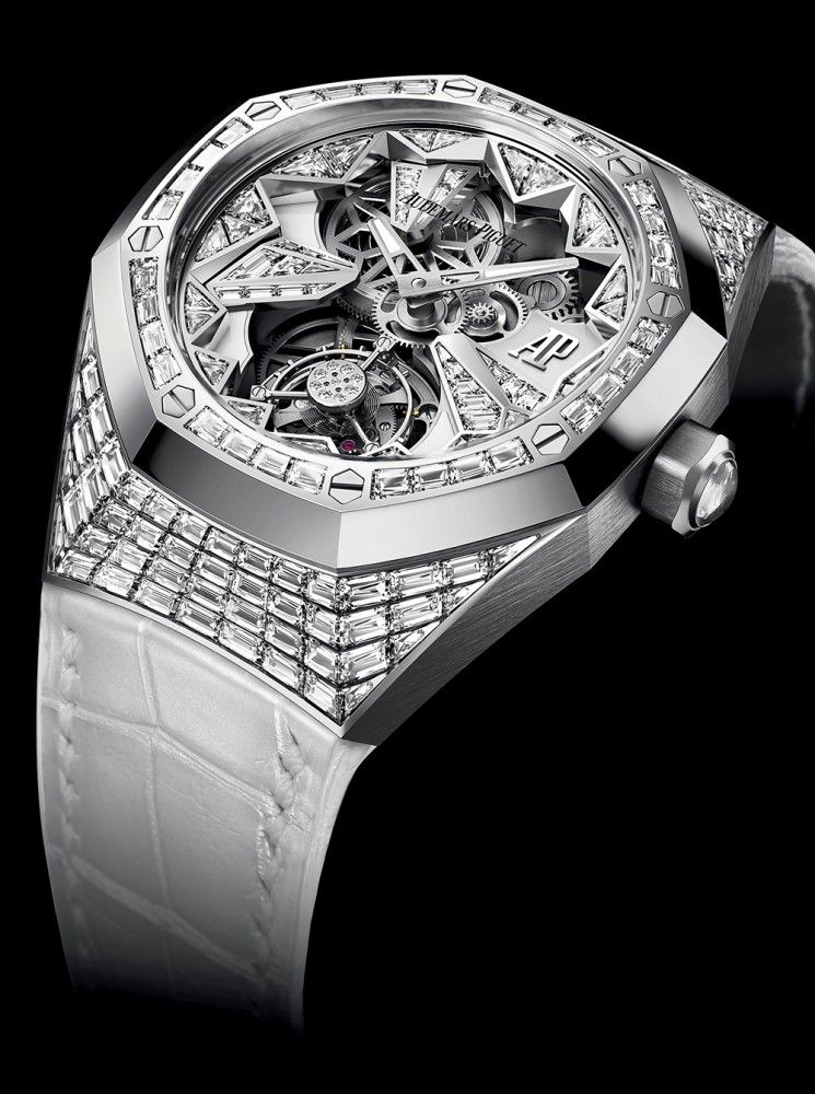 For Her Audemars Piguet S 423k Royal Oak Concept Flying