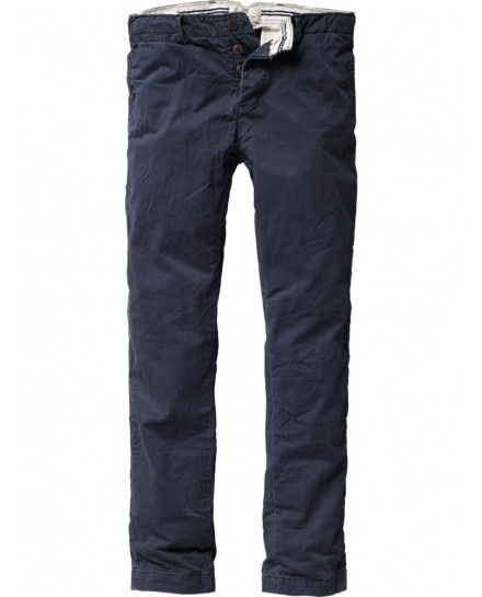 dark blue chinos get lost in the jeans mix