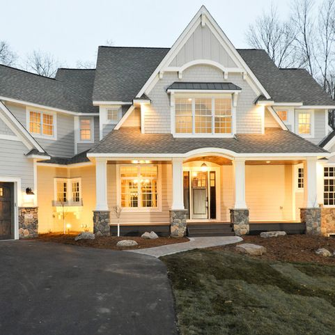 Sherwin williams mindful gray home exterior paint colors - Sherwin williams thunder gray exterior ...