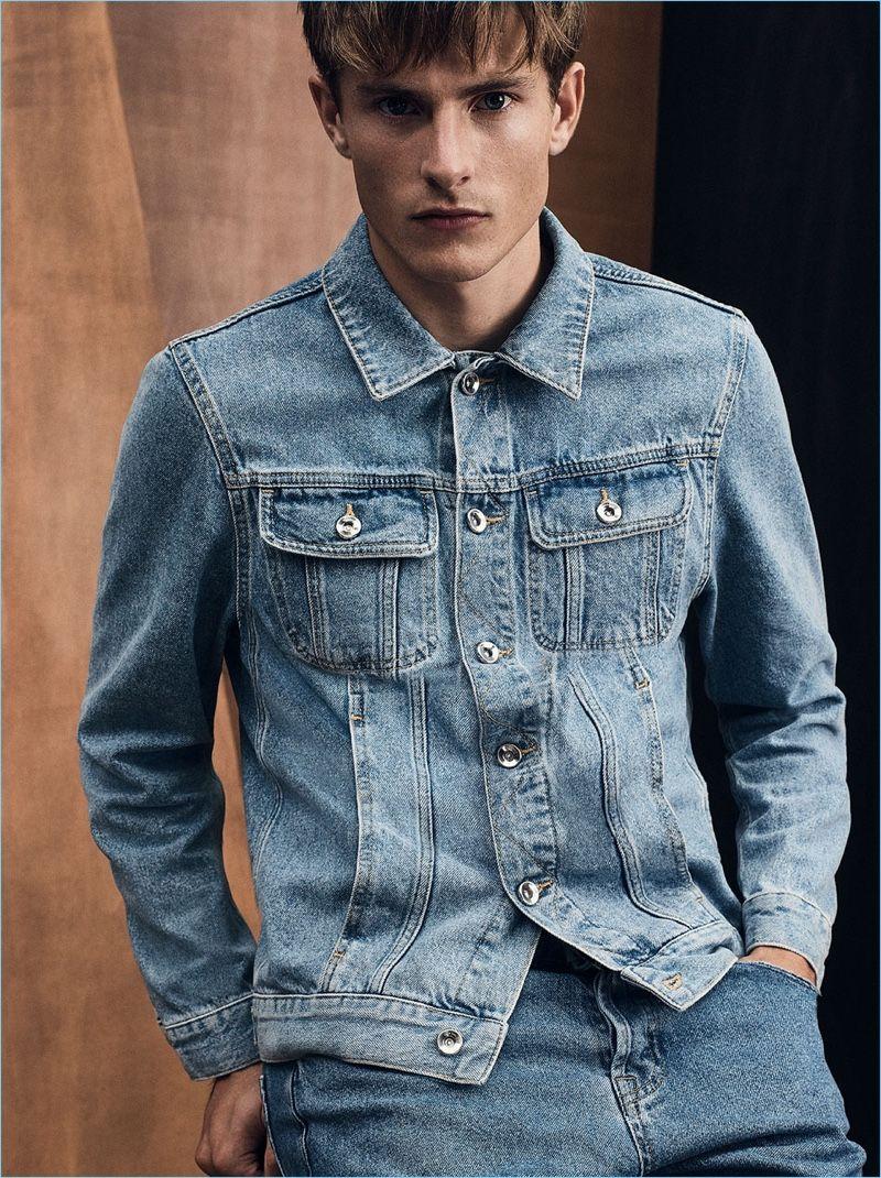 Men's Denim Fall Unveils Editorial '17 Zara Man nYqWvqA