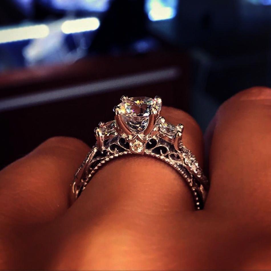 Unique Engagement Rings Los Angeles Diamond Engagement Rings