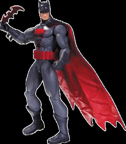 Batman - DC New 52 - Earth 2 Batman Figure - Retrospace