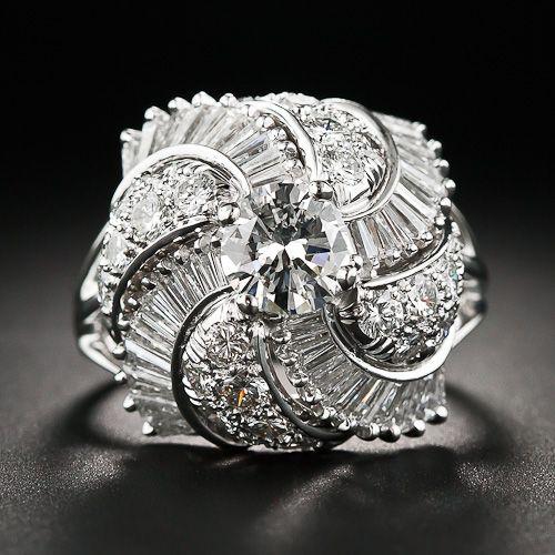 vintage Fancy ring-jewelry fancy ring