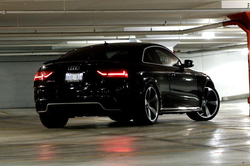 Audi Rs5 Audi Audi Rs5 Black