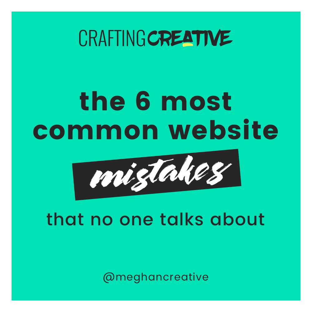 6 Common Website Mistakes (and How To Fix Them)