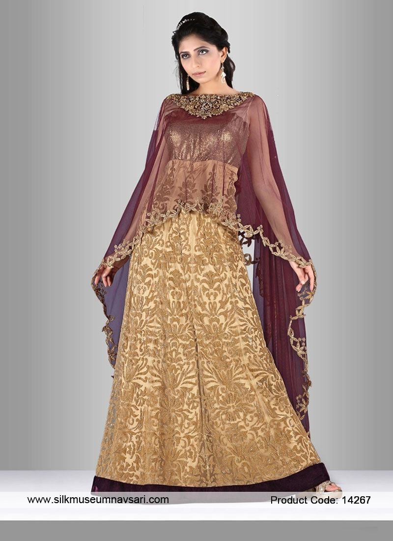 Kasab work Designer Gown For Bridal
