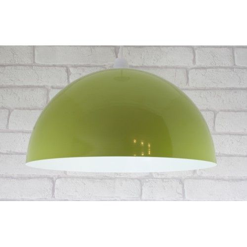 14in 35cm retro metal dome ceiling lamp shade pendant light fitting 14in 35cm retro metal dome ceiling lamp shade pendant light fitting gloss green mozeypictures Image collections