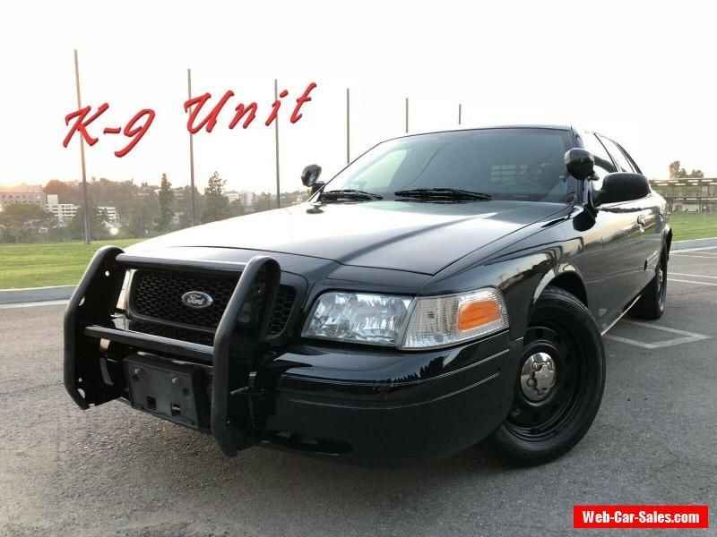 Car For Sale 2010 Ford Crown Victoria Police Interceptor
