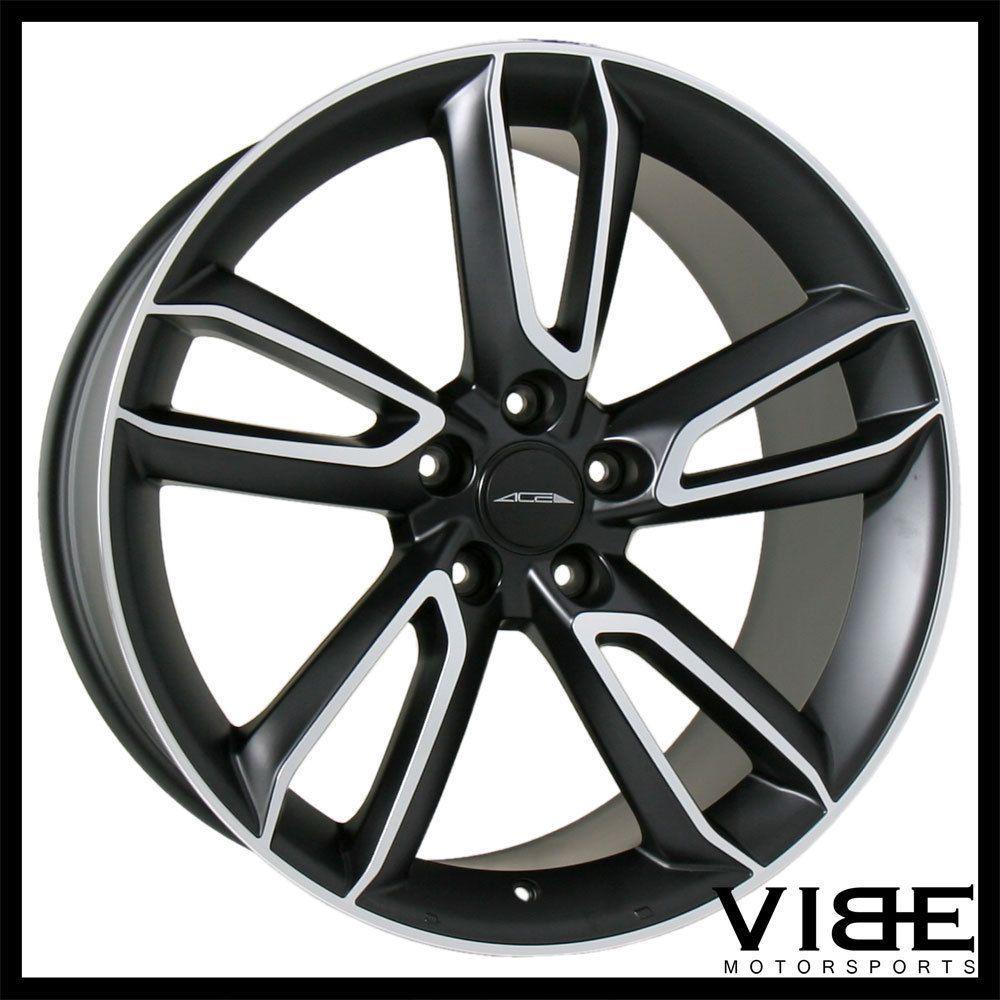 22 Ace Scorpio Machined Concave Wheels Rims Fits Audi Q7 Wheel Rims Wheel Tires For Sale
