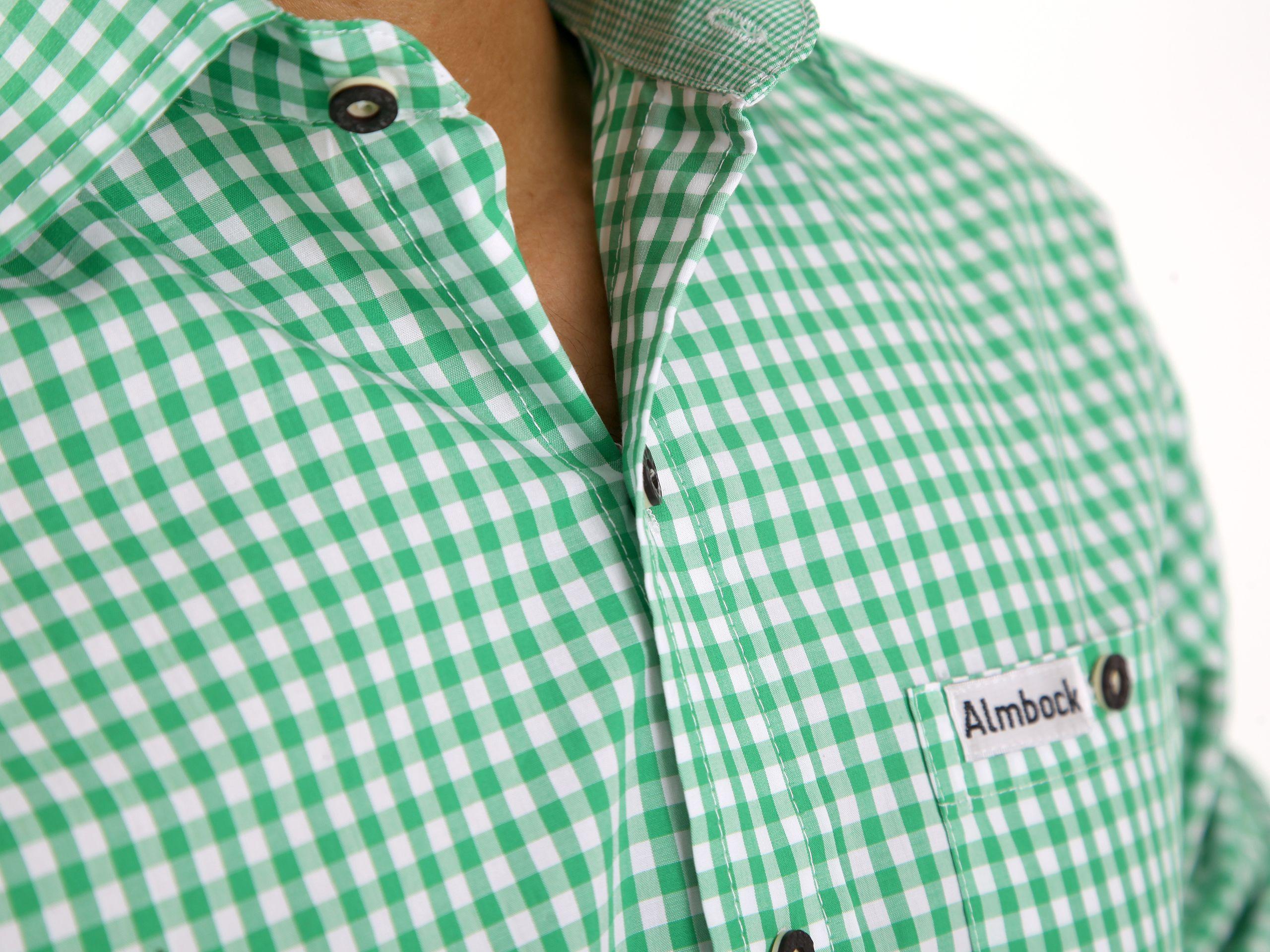 http   www.trachten24.eu Trachtenhemd-Vitus-mittelgruen-karo ... 546ae6e600